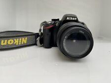 Nikon D3200 con AF-S DX NIKKOR 18-55mm f/3.5-5.6G lente VR Más Accesorios