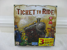 Ticket To Ride By Days Of Wonder 2012-New & Factory Sealed