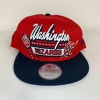 Washington Wizards NBA New Era 9Fifty Snapback Hat