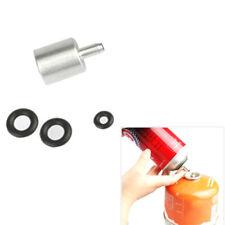 Device Mini Gas Tank Adapter Burner Picnic Valve Stove Accessories Refill Device
