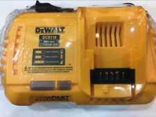 DEWALT dcb118 20V/60V Max 4/8 Amp fan-cooled CHARGEUR RAPIDE NEUF