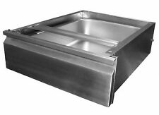 "Ace Stainless Steel Heavy Duty Drawer 25"" x 22"" for Worktable Nsf Da-2020"