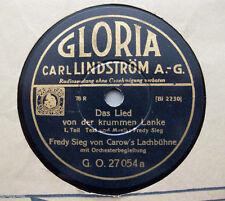 """Fredy Sieg - """"Das Lied von der krummen Lanke"""" Und da saß ick mit 'de Emma... (3)"""