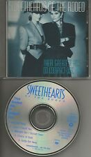 SWEETHEARTS OF THE RODEO Hits On Compact Disc 5 TRX SAMPLER ADVNCE PROMO CD 1987