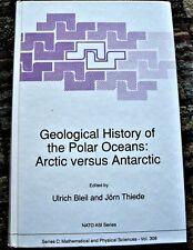 Paleoclimatology book GEOLOGICAL HISTORY OF POLAR OCEANS: ARCTIC VS ANTARCTIC