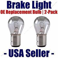 921 Stop//Brake Light Bulb 2pk Fits Listed BMW Vehicles