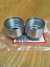 Honda Z50 Z50A ST70 Dax Alloy Fork Caps Pair Monkey Bike Mini Trail