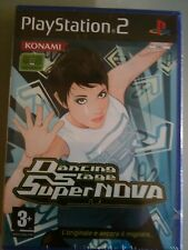 Dancing Stage SuperNOVA  Super NOVA PS2 NUOVO ITA