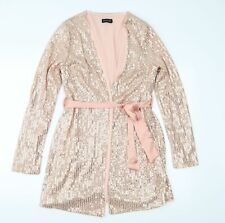 PRETTYLITTLETHING Womens Pink   Jacket  Size 12