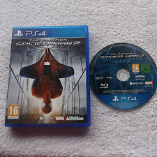THE AMAZING SPIDER-MAN 2 PLAYSTATION 4 PS4 FAST POST ( action/adventure game )