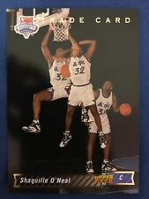 Shaquille O'Neal Rookie Card RC Upper Deck #1B Mint Condition