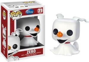 Zero Nightmare Before Christmas #71 Funko Pop! Figurine
