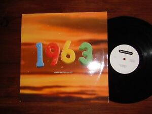 """NEW ORDER NINETEEN 63 VERY RARE 12"""" 1995 EXC"""