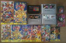 Lot BOMBERMAN 1 2 3 4 5 MAX - Game Boy / Famicom / Super Famicom - Nintendo