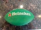 Heineken Vintage Beer Advertising Rubber Football Collectible MAN CAVE Display