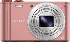 Sony DSC WX 350 P pink Digitalkamera Cybershot