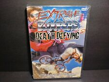 Extreme Sports Bloopers - Death Defying (DVD, 2001) Brand New B330