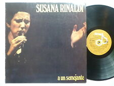 SUSANA RINALDI A un semejante 19004 ARGENTINE