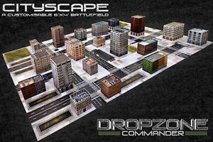 Dropzone Commander BNIB Cityscape Pack DZC-99004