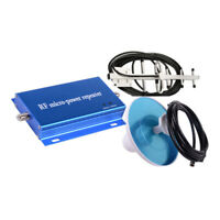 For Cell Phone Signal 3G 4G Repeater Booster 850MHz Amplifier Extender Yagi Kit