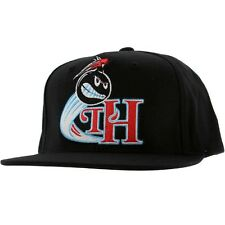 $26 The Hundreds Tournament Snapback Cap black