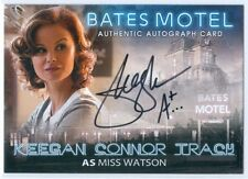 "KEEGAN CONNOR TRACY ""MISS WATSON A+ AUTOGRAPH"" BATES MOTEL SEASON 1"