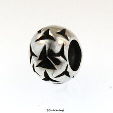 Authentic Trollbeads Silver bead Birds of a Feather Small TAGBE-10161