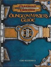 Dungeons & Dragons  : Dungeon Master Guide : Core Rulebook II : September 2000
