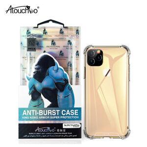 Original Atouchbo iPhone 12 Pro Max Anti shock Clear Bumper Armor Gorilla Case