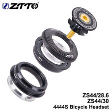 "ZTTO 4444S Bicycle Headset 44mm 1-1/8"" 28.6mm Straight Tube Fork Semi-integrated"