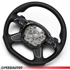 Tuning Adintelado Volante de Cuero Audi A1 A6 A7 A8 Multi DSG 4G0 4h0 4-Speichen