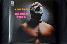 "Demon Fuzz Afreaka! Dawn remastered reissue  Limited (300) 12"" G/F vinyl LP New"