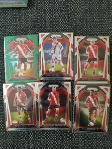 Panini Prizm Premier League 2020-21 Southampton Bundle(6 Cards)