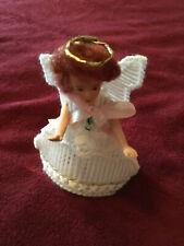 Handmade Plastic Canvas Angel Doll