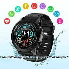 BYTTRON Smart Watch Full Touch Screen IP68 Waterproof, Bluetooth Fitness Tracker