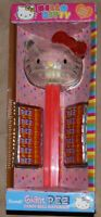 "Hello Kitty Limited Edition Crystal GIANT PEZ Dispenser 12"" LE to 5000 NEW 2008"