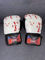 OneX Gel Bag Mitts Boxing Gloves Grappling Punch Bag MMA UFC Muay Thai Training