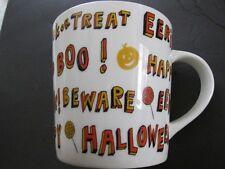 2007 STARBUCKS Halloween Trick or Tree Boo! Spider 16oz Coffee Mug w/Tag