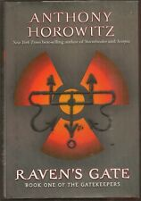 ANTHONY HOROWITZ Raven's Gate. Gatekeepers Book 1. 1st edition. HC in dj.