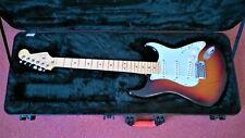 Fender Stratocaster American Deluxe 3 Colour Sunburst