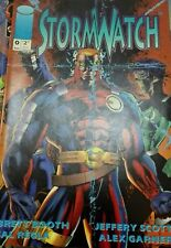 STORMWATCH COMICS
