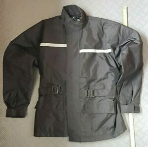 Motorcycle BIKE waterproof quality JACKET garment Size XL Good Used Condition