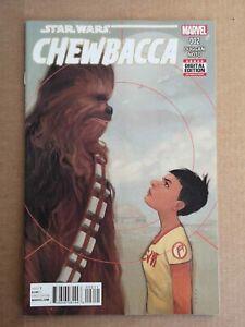 STAR WARS: CHEWBACCA #2 - 1st PRINT - MARVEL COMICS