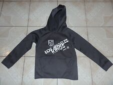 Reebok Los Angeles Kings NHL Hockey Jacket Hoodie Jersey New Youth Small
