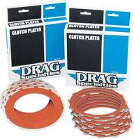 Embrague placas de fricción kit orgánico - HARLEY DAVIDSON SPORTSTER - Especi...