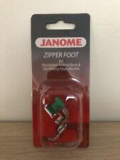 Janome Zipper Foot - BNIB
