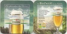 """Schladminger Bier """"So schmecken die Tauern"""" - """"Bio Zwickl"""""""