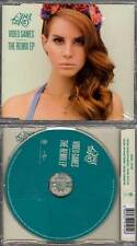 "LANA DEL REY ""Video Games - The Remix EP"" (CD Maxi 6 Titres) 2011 NEUF"
