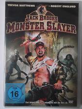 Jack Brooks Monster Slayer – Hochzeit Hellboy & Tanz der Teufel - blutiger Dämon