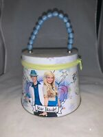 Disney Original High School Musical Sharpay & Ryan Zippered Purse Tin-Mint